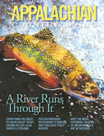 Appalachian Country Living Magazine June/July 2015 Issue