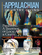 Appalachian Country Living Magazine August-Septmeber 2015 Cover