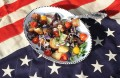 Red, White and Blue Potato Salad