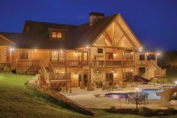 Satterwhite Log Homes Celebrating 40 Years