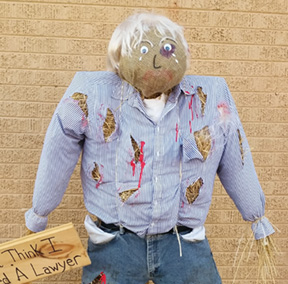 8th Annual Scarecrow Invasion
