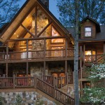 Satterwhite Log Homes in Ellijay, Georgia.