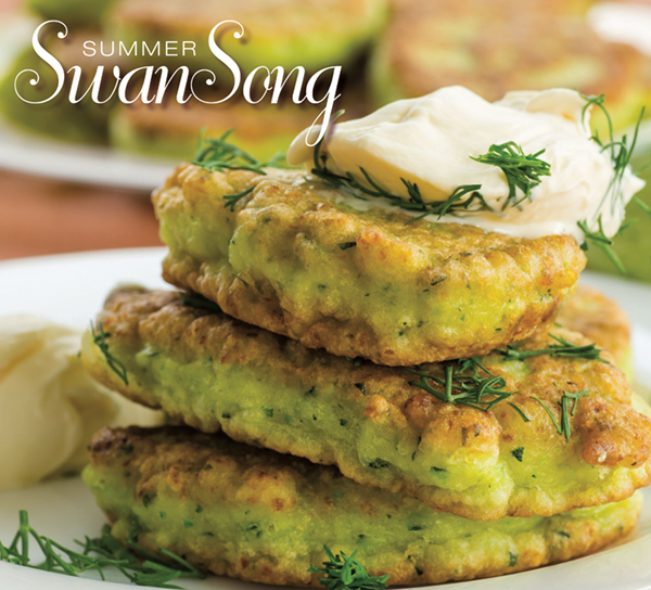 Summer swan song three garden favorite recipes for Country living magazine recipes