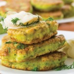So Glad It's Summer Zucchini Fritters