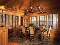 Window Treatments for Mountain Homes