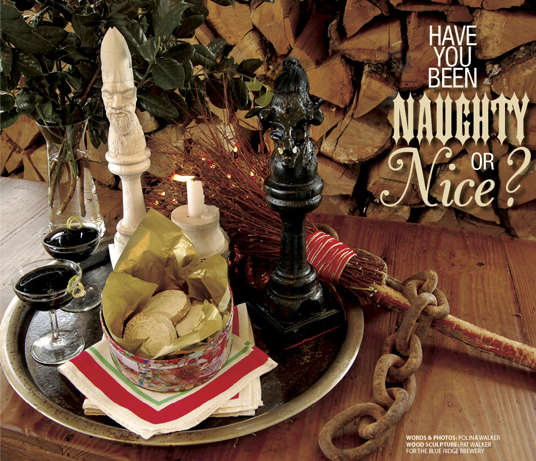 Have you been naughty or nice winter recipes for Country living magazine recipes