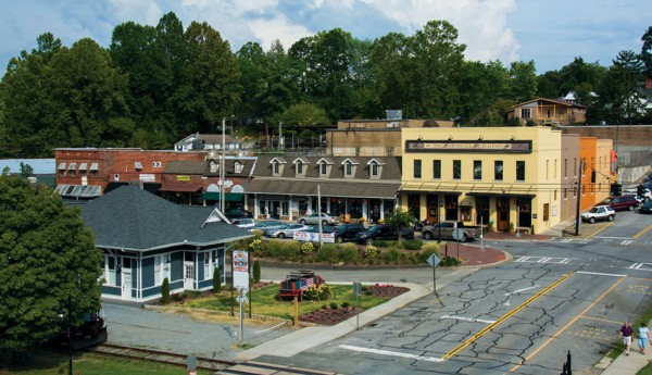 A Visit To Historic Downtown Blue Ridge Any Time Of Year Is A Great Way To  Escape To The Mountains.