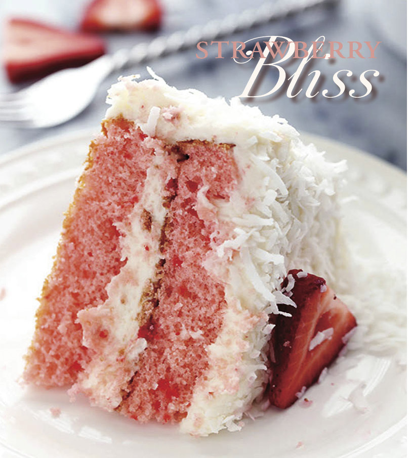 Strawberry bliss appalachian country living magazine for Country living magazine recipes
