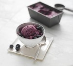 4 Three Ingredient Blueberry Ice Cream 4