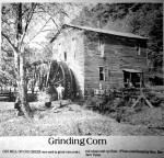 Cox Mill - Gilmer County Historical Society