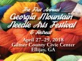 Georgia Mountain Needle Arts Festival & Retreat