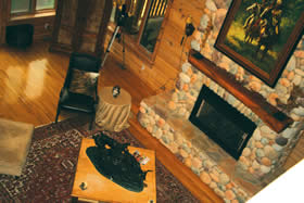 Cowboy Lodge at Lake Blue Ridge