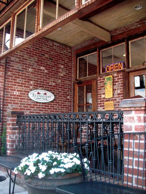 Serenity Garden Café - Blue Ridge
