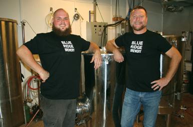 Blue Ridge Brewery