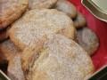 Chewy Cinnamon Cookies