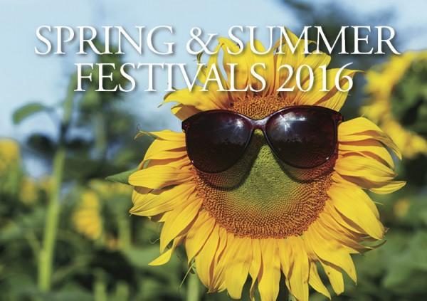 2016 North Georgia Spring & Summer Festivals