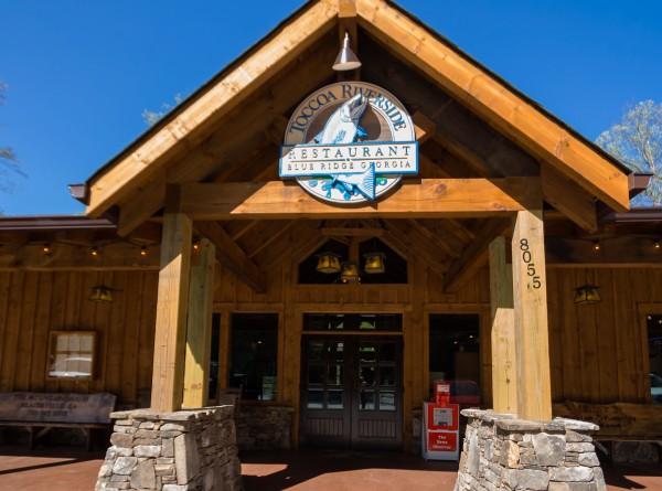 Toccoa Riverside Restuarant