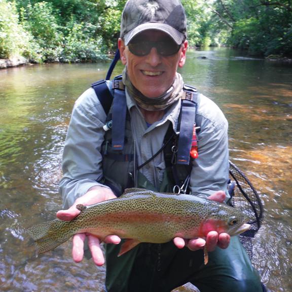 Fly Fishing in North Georgia